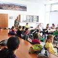 Pred predavanjem v Sevnici
