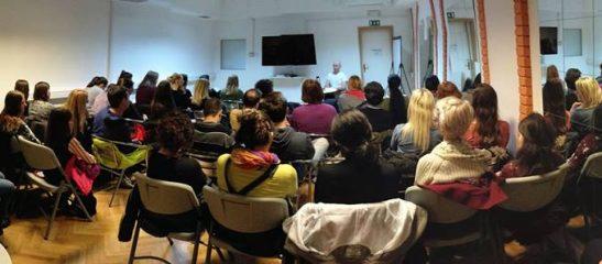 Interaktivna predavanja in delavnice