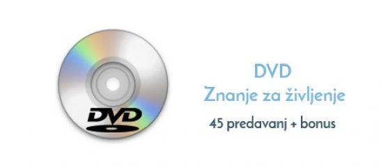 NOV DVD s 45 predavanji